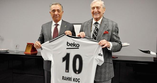 Beko, Beşiktaş'a sponsor oldu