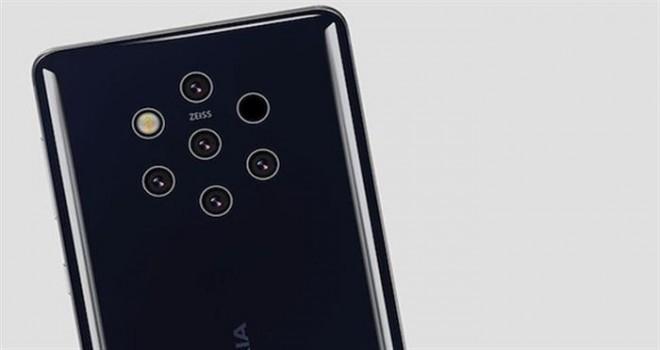 İşte karşınızda Nokia Pureview 5
