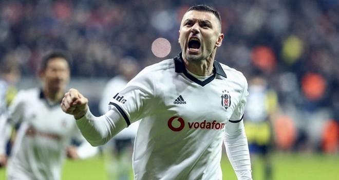 Beşiktaş'ta oynamak için her şeyi yaptım