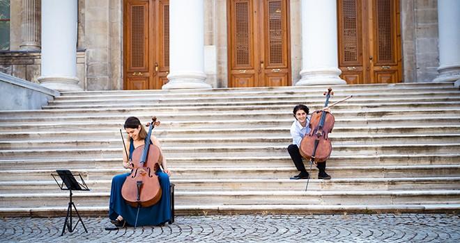 Bach ve Bizet İstanbul Arkeoloji Müzesi'nde