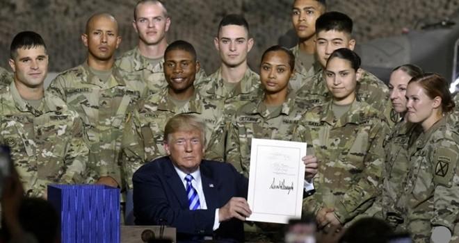 Trump o belgeyi imzaladı! Türkiye ile ABD arasında F-35 krizi