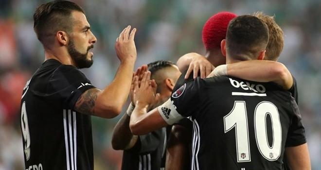 Beşiktaş : 1 – Bursaspor: 1