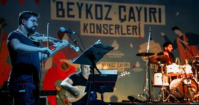Hafta sonu İstanbul sokaklarında sanat var