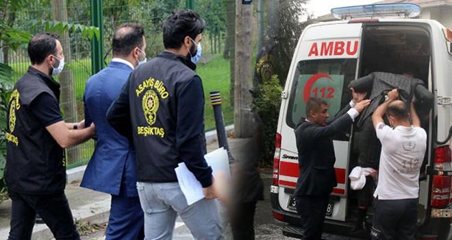 Beşiktaş'ta holding sahibine silahlı saldırı