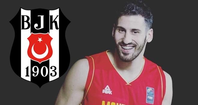 Nemanja Djurisic Beşiktaş'ta!