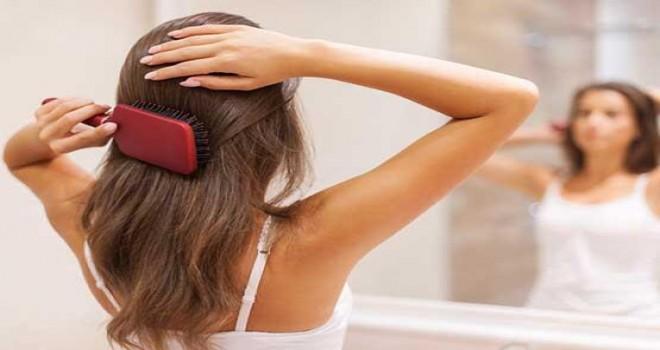 Sağlıklı saçlar için bu adımları uygulayınız