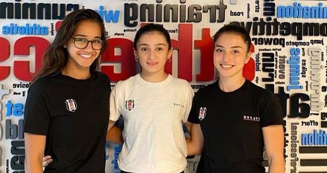 Beşiktaş Atletizm Takımı sporcuları Türkiye'yi temsil edecek