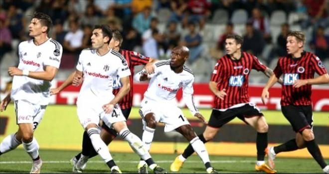 Beşiktaş: 0 - Gençlerbirliği: 1