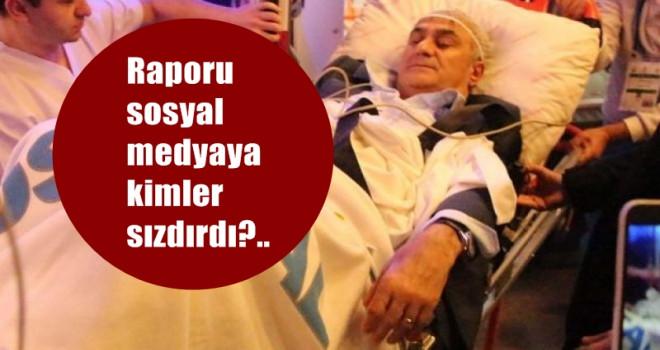 Beşiktaş hastaneden şikayetçi oluyor