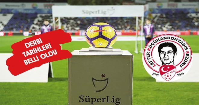 Spor Toto Süper Lig fikstürü çekildi