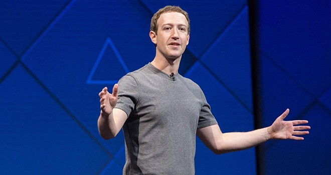 Zuckerberg'in serveti 100 milyar doları geçti