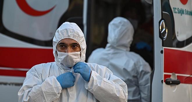 Türkiye'de ağır hasta sayısı artıyor