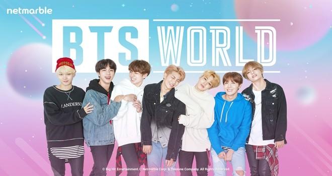 BTS WORLD ön kayıtları başladı!