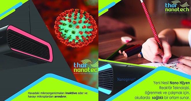 Thor Nanotech ile okullarda sağlıklı ortam