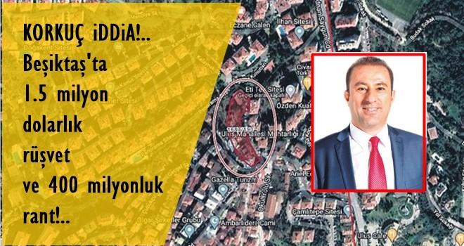 Beşiktaş'ta milyon dolarlık imar rantı ve rüşvet iddiaları baş ağrıtacak!