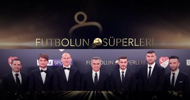 Yılın süperleri belirlendi! İşte Beşiktaş'tan seçilen isimler
