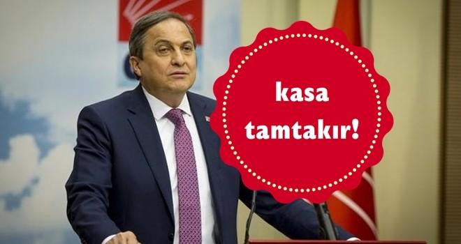 CHP Genel Başkan Yardımcısı Seyit Torun, Para kalmayınca, belediyelerin kasalarına göz diktiler