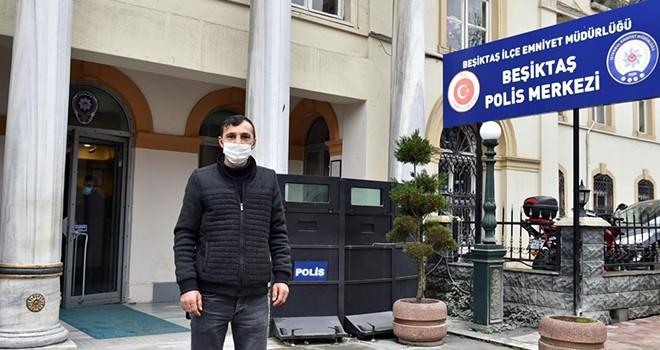 Beliktaş Belediyesi temizlik işçisinin süpürgesine takıldı! Değeri tam 2 milyon
