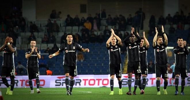 Başakşehir – Beşiktaş: 1-0