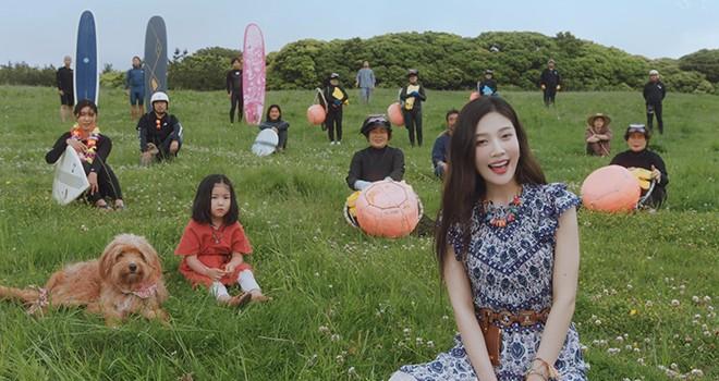 Red Velvet'ten Joy, Hello ile solo çıkışını yaptı
