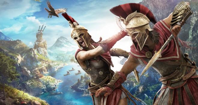 Beklenen oyunumuz, Assassin's Creed Odyssey 5 Ekim'de çıkıyor