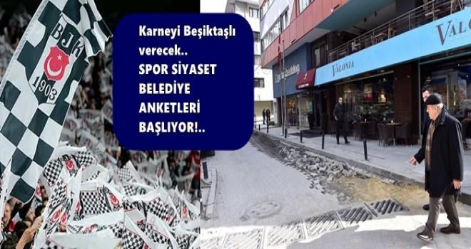 Bu anketler Beşiktaş'ın nabzını tutuyor