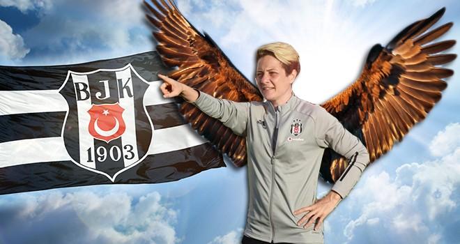 Bahar Özgüvenç: Beşiktaş bayrağının her yerde dalgalanmasını istiyorum