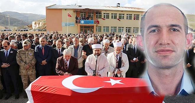 Beşiktaş şehidi son yolculuğa uğurlandı