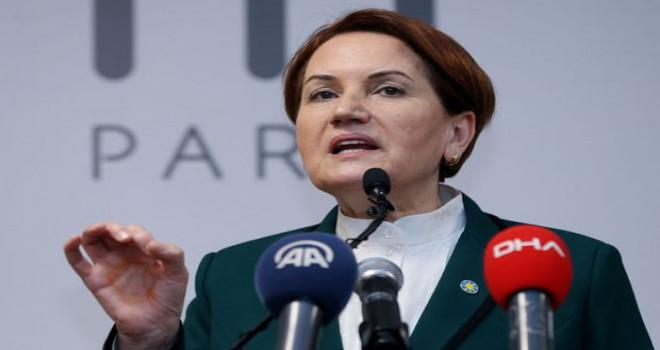 Meral Akşener: İYİ Parti her seçime hazırdır