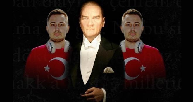 Mahmut Görgen'den Ne Mutlu Türk'üm Diyene!