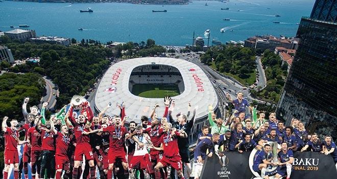 Dünyanın gözü Beşiktaş'ta