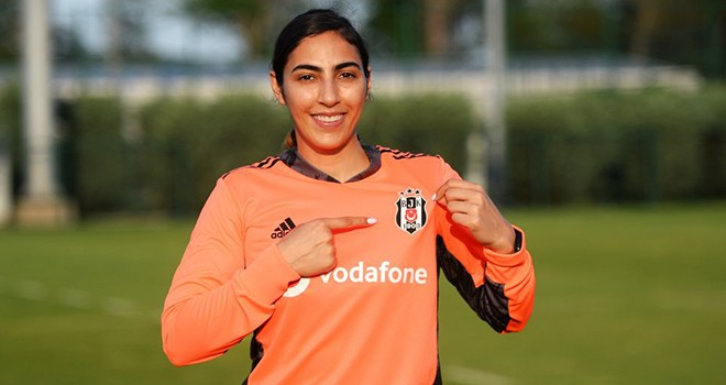 Maryam Yektaei, Beşiktaş Vodafone'da!