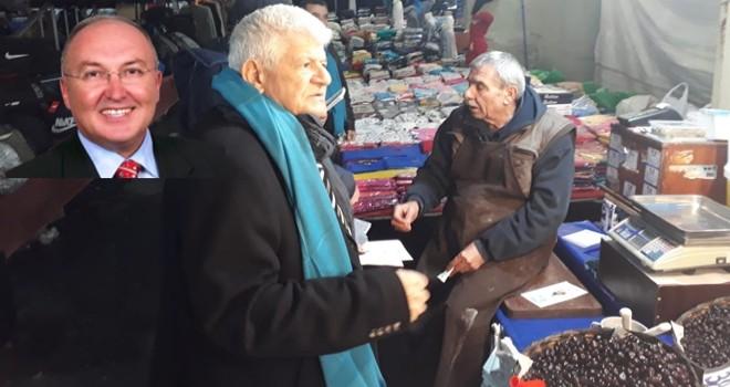 Prof. Ahmet Ercan DSP Beşiktaş Belediye Başkan Adayını yazdı Proje AdamıErol Abi