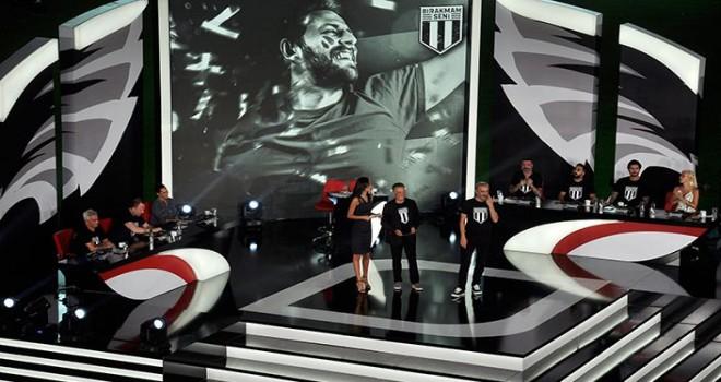 Beşiktaş sevdalılarından 156 bin adet sms ve 80 milyon TL değerinde 385 bin adet hatıra tişört bağışı