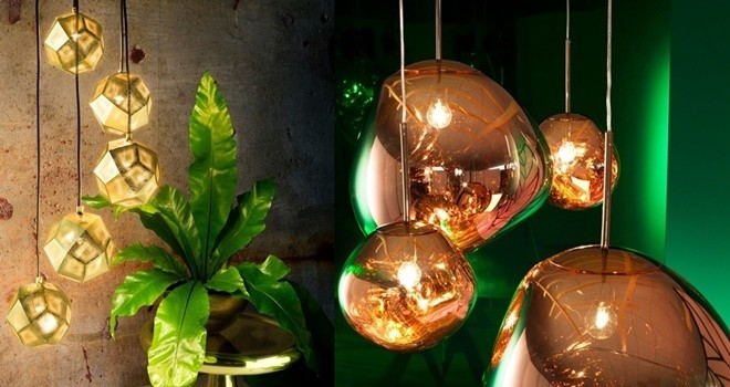 Sıradanı bırakın! Sanat eseri lambalar evinizi aydınlatacak