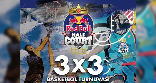 Red Bull Half Court'ta üçüncü eleme Beşiktaş'ta