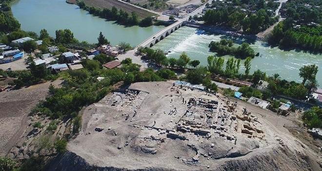 7 bin yıllık Misis Antik Kenti'ndeki sonbahar kazısı sona erdi