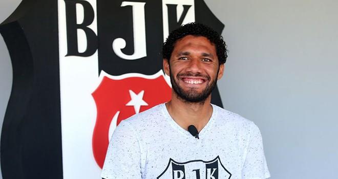 Beşiktaş'ta iz bırakmak istiyor