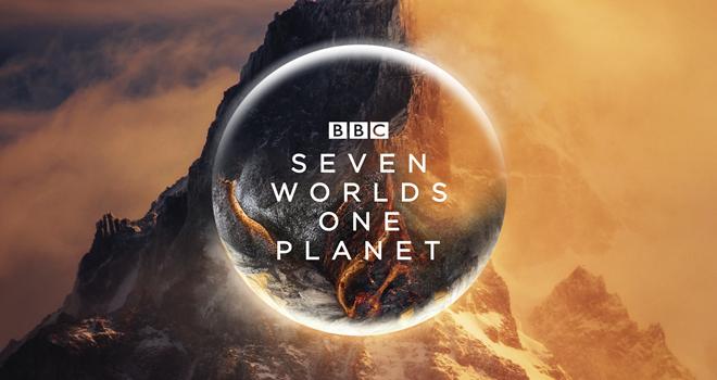 Seven Worlds, One Planet fragmanı yayınlandı