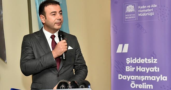 Beşiktaş Belediyesi Kadın ve Aile Hizmetleri Müdürlüğü'nü halka tanıttı!