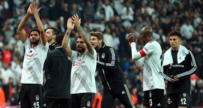 Beşiktaş'ta ödemeler yapıldı