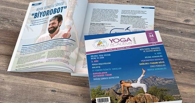 Covid-19'a son vermek için gerçek yoga dergisi!