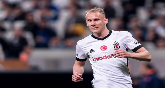 Beşiktaş'tan Domagoj Vida açıklaması