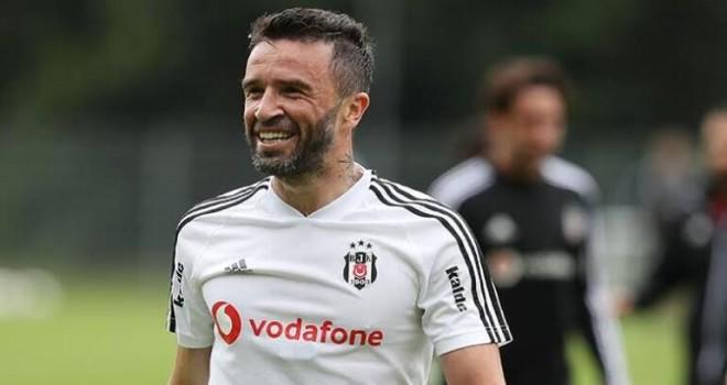 Beşiktaş'ta devam edecek