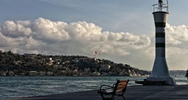 Beşiktaş'ta sahiller sessizleşti