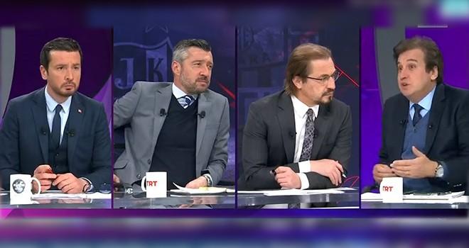 Spor yorumcuları Beşiktaş-Ankaragücü karşılışmasını değerlendirdi!