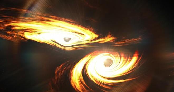 Karadeliklerin çarpışmasının sinyalleri 7 milyar yıl sonra Dünya'ya ulaştı