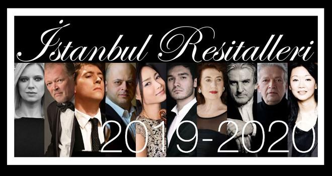 İstanbul Resitalleri başlıyor