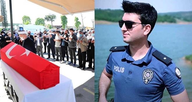 Emniyet teşkilatının acı günü! Arnavutköy Karakolu'nda Grup Amiri Kom. Yrd. Yaser Karataş  hayatını kaybetti