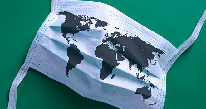 Dünya'daki Koronavirüs salgınında Türkiye'deki değişim dikkat çekti